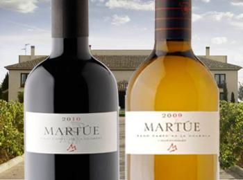 Degustacion vinos Bodegas Altanza